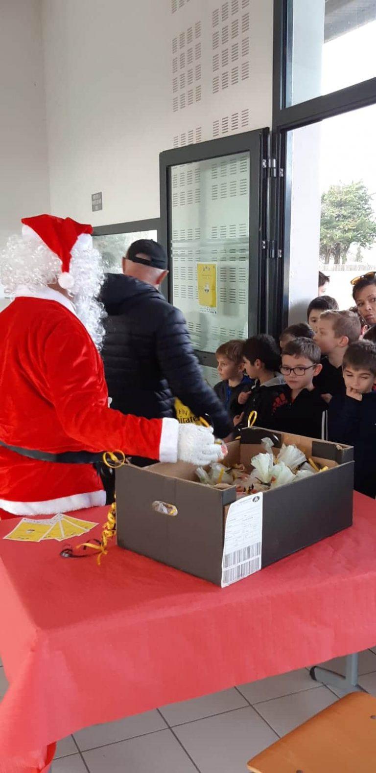 Entrainement de Noël à la Rudelière – 18/12/2019