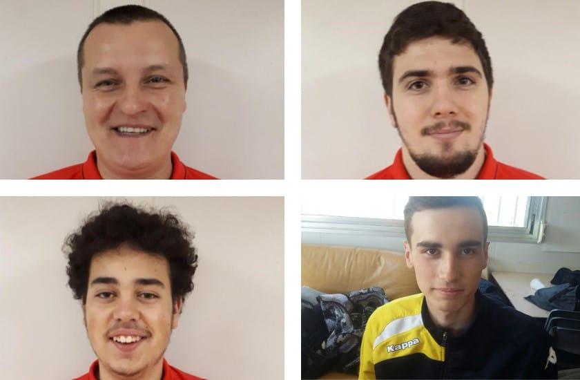 4 nouveaux arbitres au TVEC85