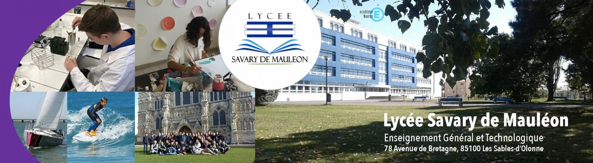Section Sportive Lycée Savary de Mauléon – Liste des admis