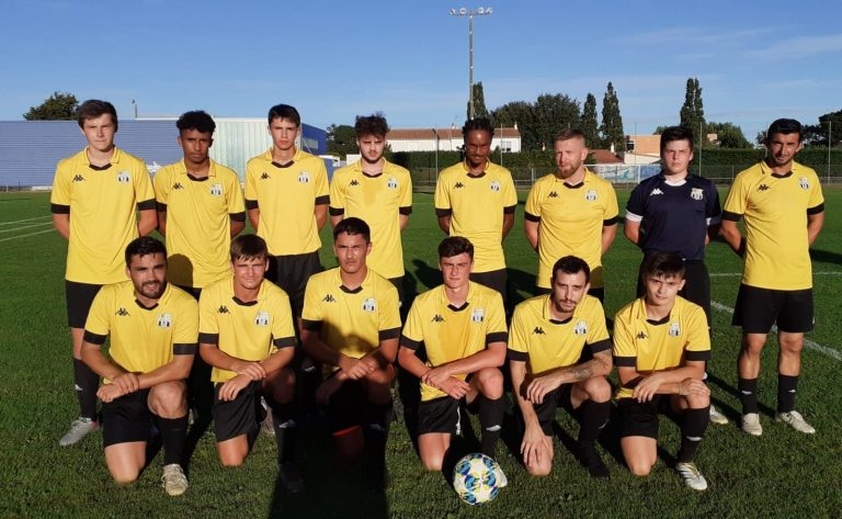 Match préparation Seniors B (19/08/2020)