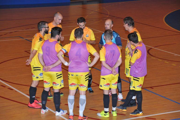 FUTSAL – Seniors A vs Sallertaine (11-6)
