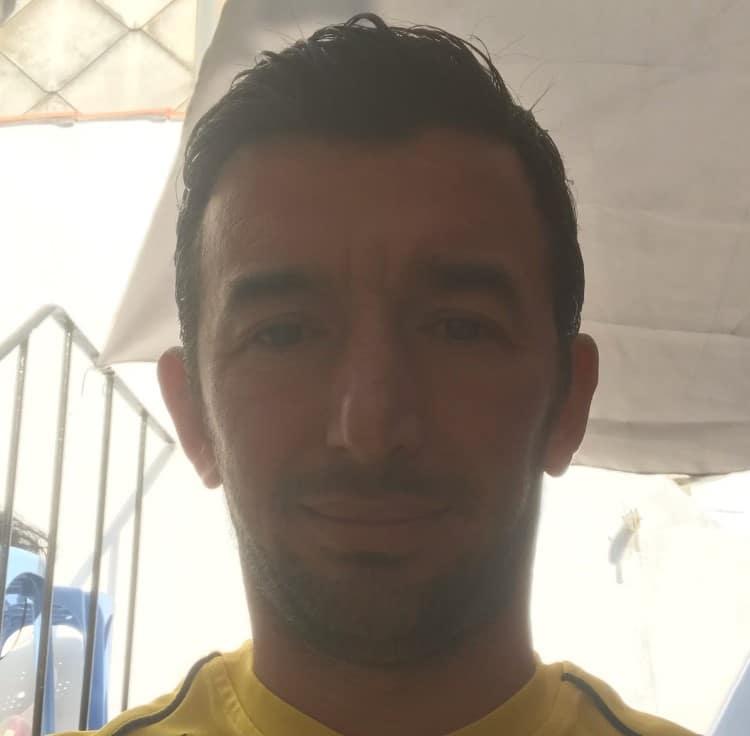 Eric Mocquillon, nouvel entraîneur de l'équipe réserve